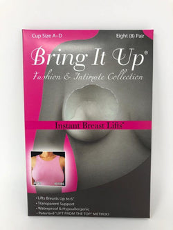 Bring it up Women Size S/M Clear Intimate Collection - Urban Renewal Consignment