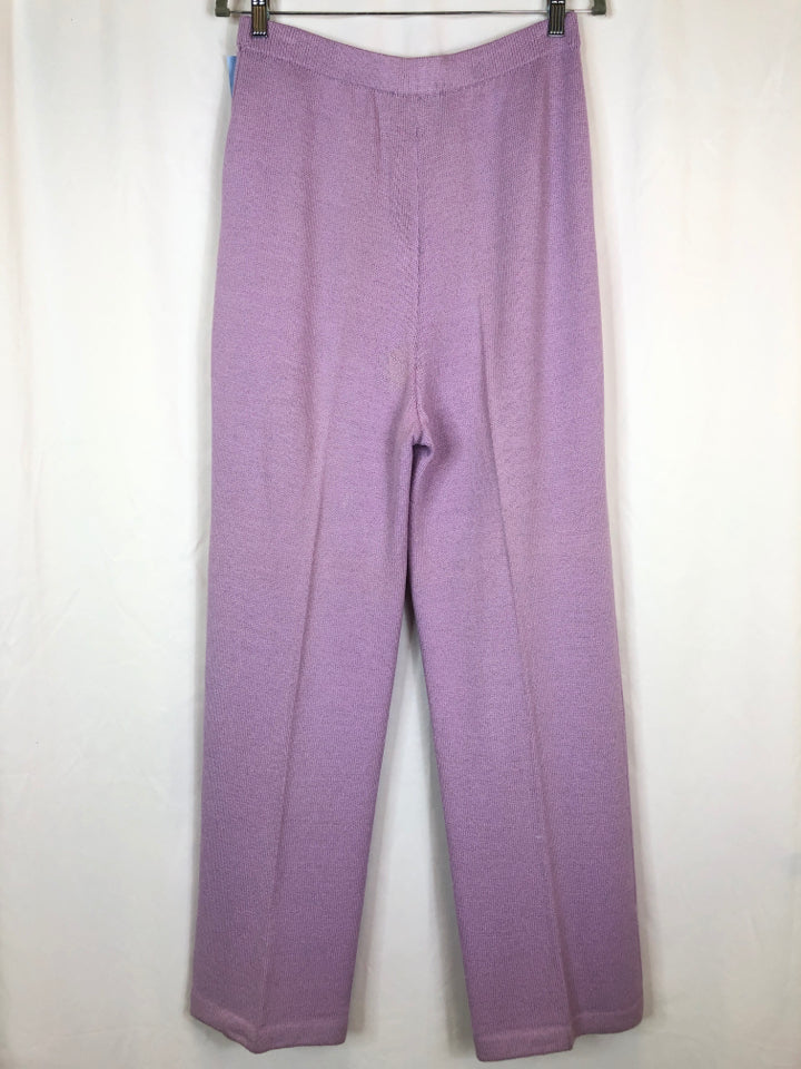ST JOHN COLLECTION Women Size 12 Lilac Pants
