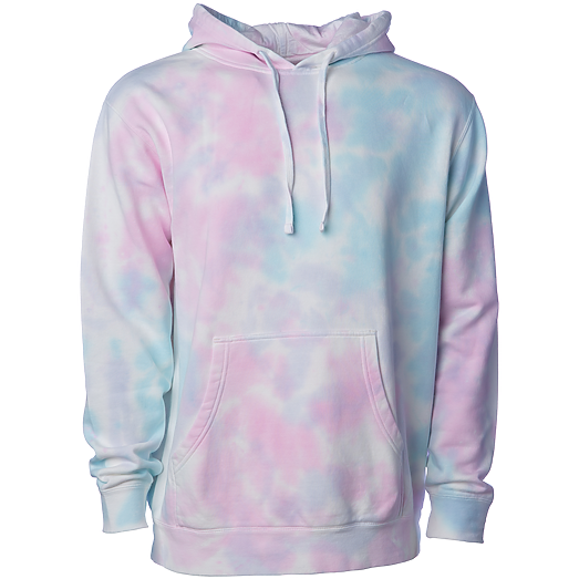 LIMITED EDITION TIE DYE HOODIE