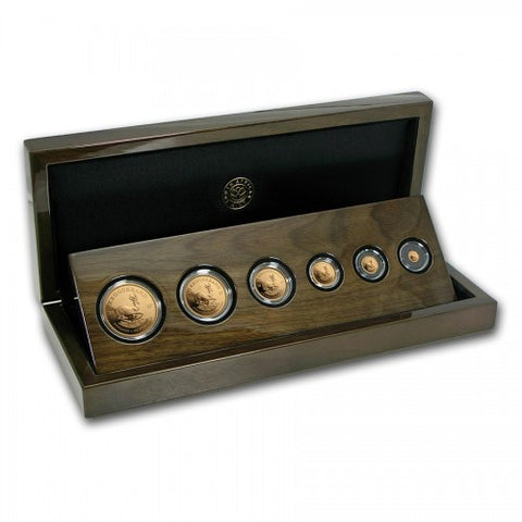 Kruger 6 Coin Set MM 2017