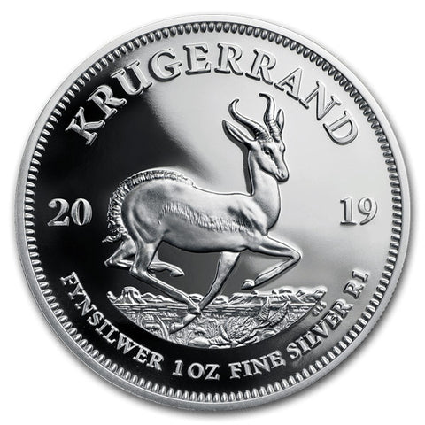 Krugerrand | Silver Coin Monster Box 1oz
