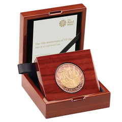 75th Anniversary of VE Day 2020 - Limited Edition £2 Gold Coin