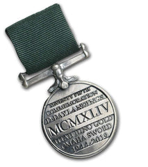 Kruger 75th Commemoration of D-Day Privy Mark Set