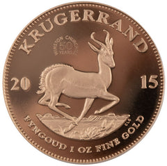 2015 Krugerrand Launch Set Winston Churchill