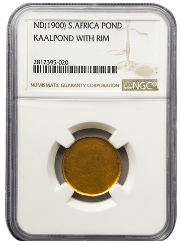 1900 Kaalpond With Rim NGC