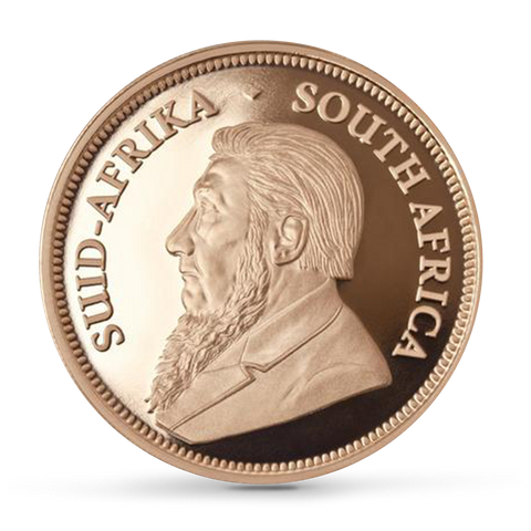 1 oz Krugerrand Proof Coins at Best Prices at The Scoin Shop