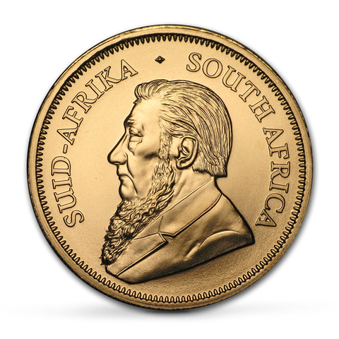 Buy 1/4 oz Krugerrand Bullion Coins at Best Prices | The Scoin Shop