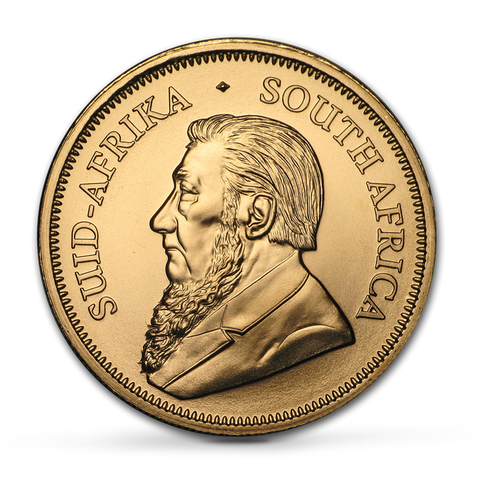 Buy 1/2 oz Krugerrand Bullion Coins at Best Prices from The Scoin Shop