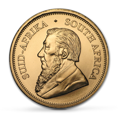 1 oz Krugerrand Bullion Coins at Best Prices from the The Scoin Shop