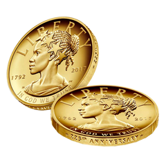 Buy 2017 High Relief American Liberty Gold Proof Coin from The Scoin Shop