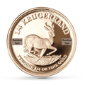 Buy 1/4 oz Krugerrand Proof Coins at Best Prices | The Scoin Shop