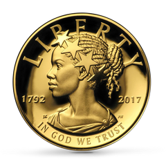 2017 High Relief American Liberty Gold Proof Coin | The Scoin Shop