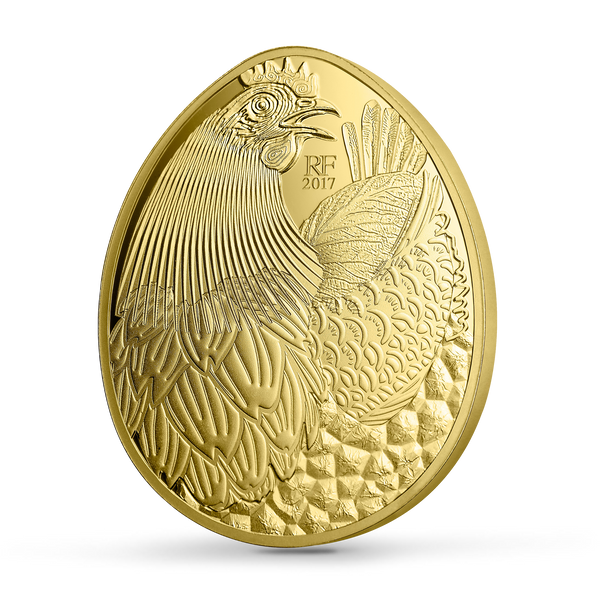 French Excellence Guy Savoy 1 oz Gold Coin | The Scoin Shop