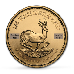 Buy 1/4 oz Krugerrand Bullion Coins at Best Prices The Scoin Shop