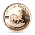Buy 1/2 oz Krugerrand Proof Coins at Best Prices from The Scoin Shop