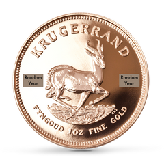 Buy 1 oz Krugerrand Proof Coins at Best Prices at The Scoin Shop