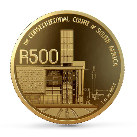 Democracy 25th Anniversary 1 oz 2019 Gold Coin | The Scoin Shop