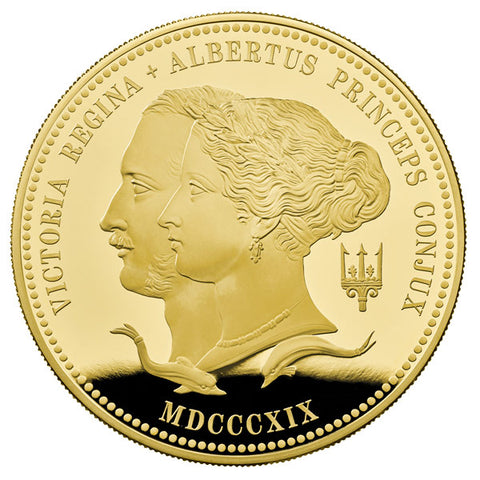 Queen Victoria 2019 UK - 5 oz Gold Proof Coin