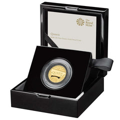 Queen 2020 UK 1oz Gold Proof Coin