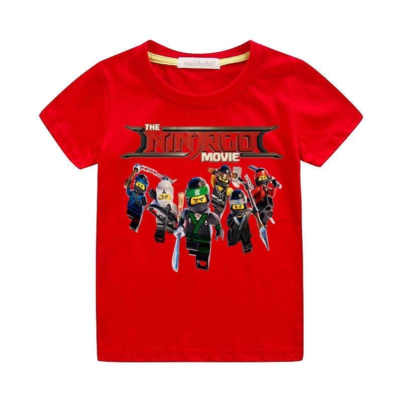 The Ninjago T-shirt