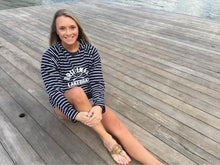 Load image into Gallery viewer, Nautical Lightweight Pullover