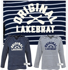 Nautical Lightweight Pullover