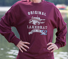 Load image into Gallery viewer, Maroon Classic L/S T