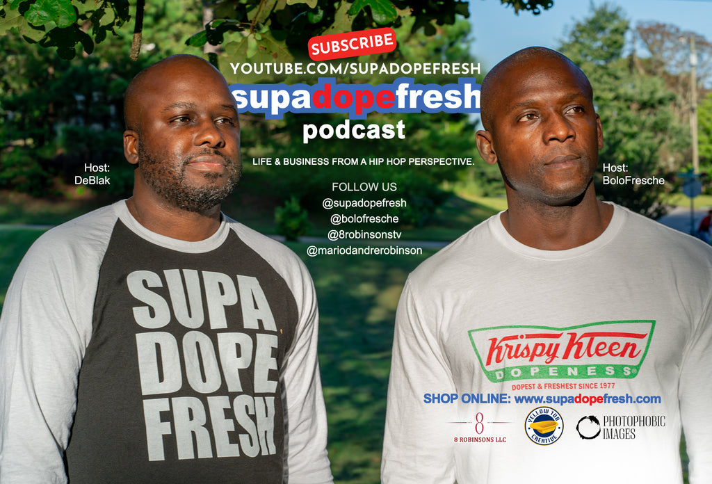Supadopefresh Podcast