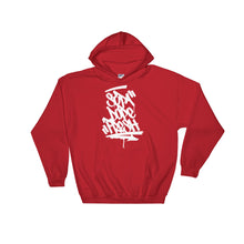 "Load image into Gallery viewer, ""Handstyle"" Hooded Sweatshirt"
