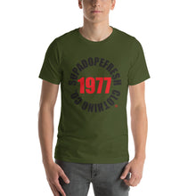 Load image into Gallery viewer, SDF 1977 Unisex T-Shirt