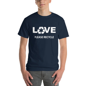 Recycle Love Unisex  T-Shirt