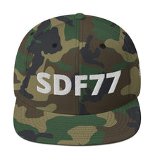 Load image into Gallery viewer, SDF77 Snapback Hat