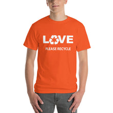 Load image into Gallery viewer, Recycle Love Unisex  T-Shirt