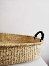 PRE ORDER Natural Woven Baby Changing Basket