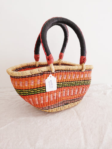 Mini Shopper Basket - Multicolour