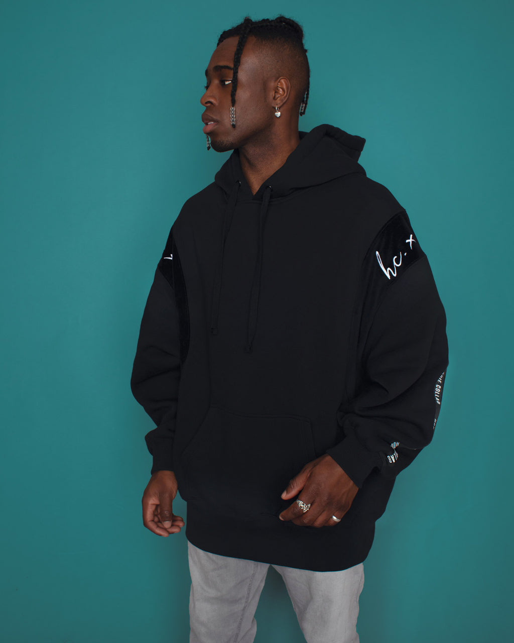 Super Oversized Hoodie - HoodieCollab