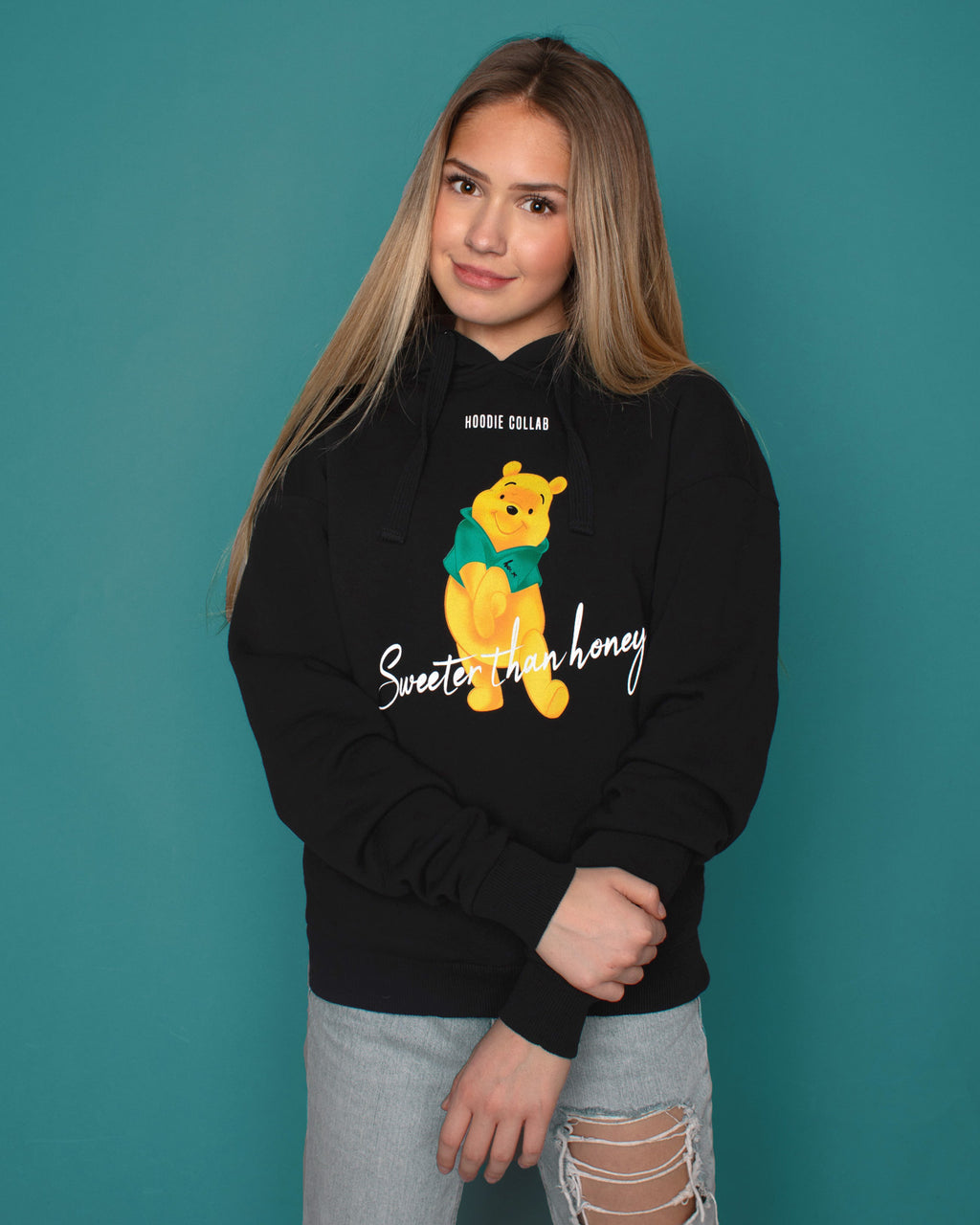 Sweeter Than Honey Hoodie - HoodieCollab