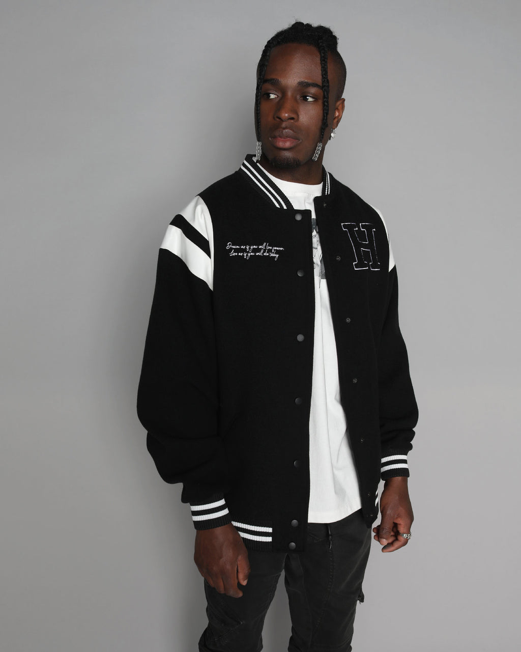 Dream Forever College Jacket