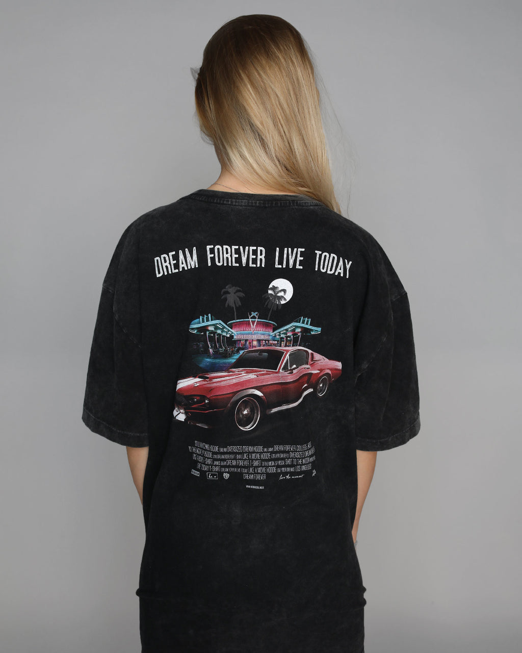 Dream Forever T-Shirt - HoodieCollab