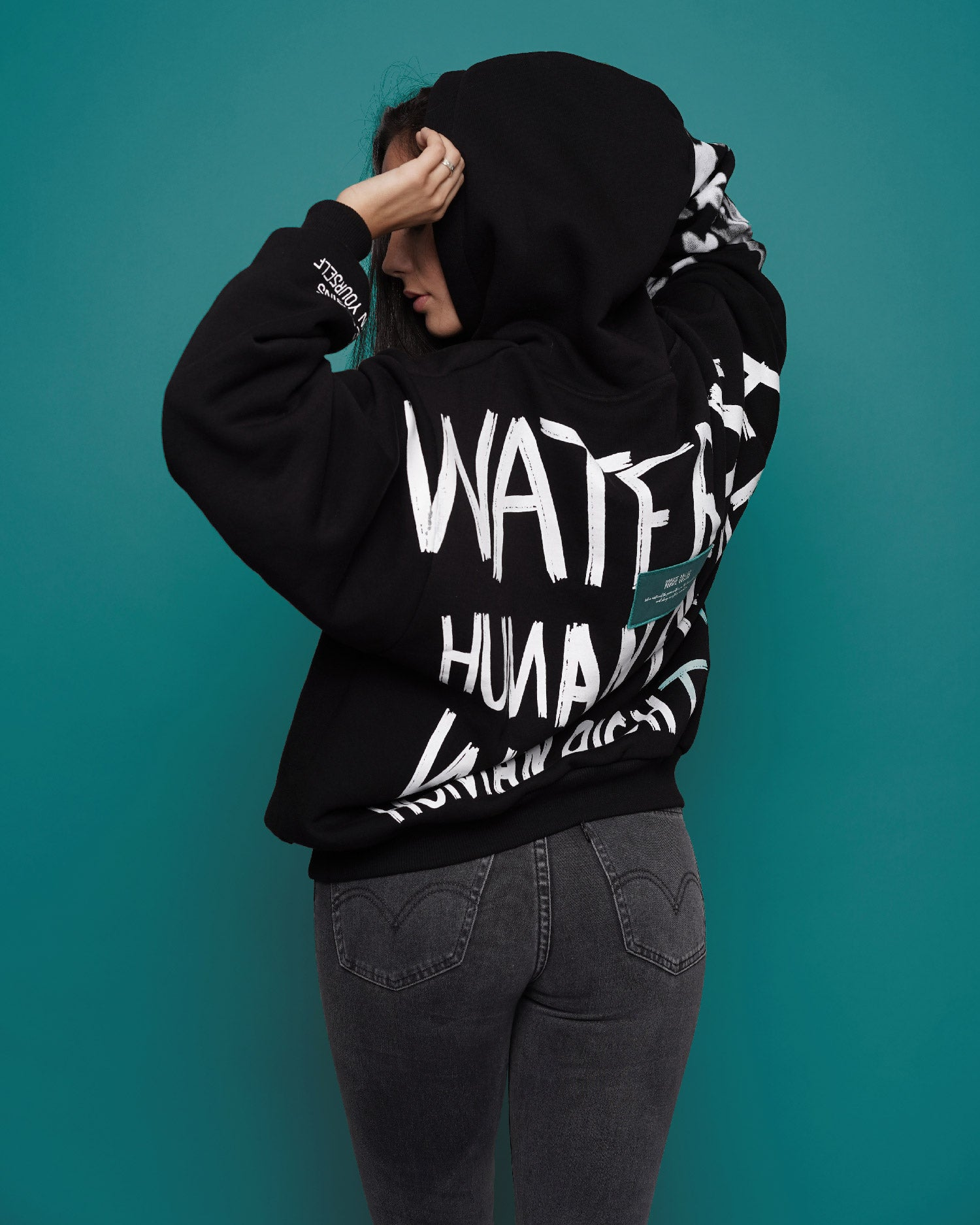 Water Is A Human Right Hoodie - HoodieCollab
