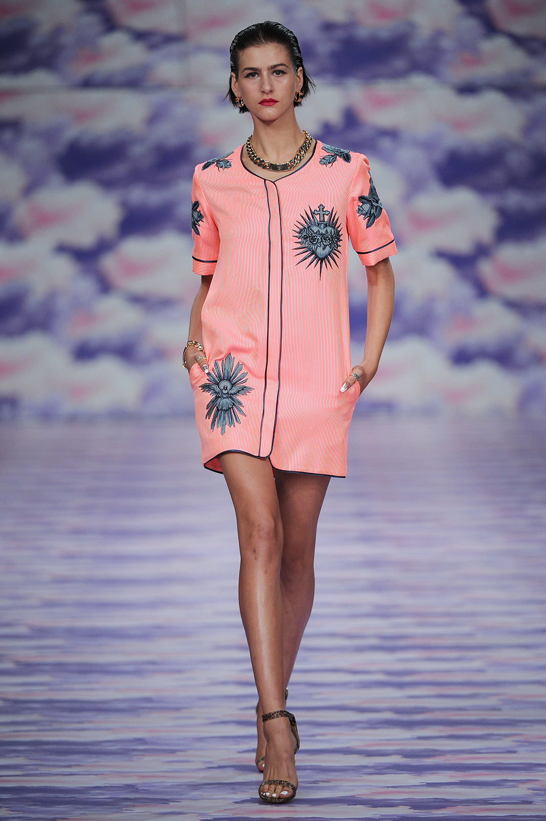 SS14 Homegirls - Catwalk – House of Holland