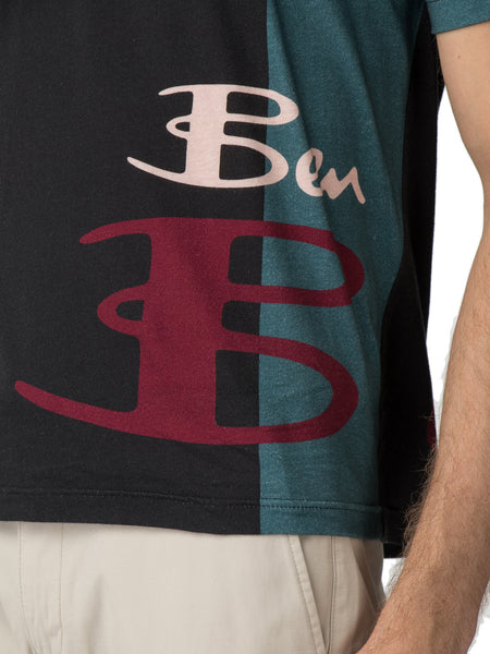 House of Holland X Ben Sherman Multi-Logo Printed T-Shirt