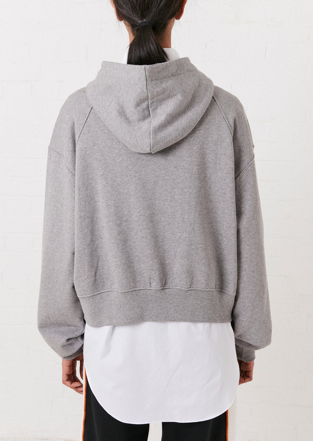 Cassette Oversized 2-Way Hoodie By House of Holland