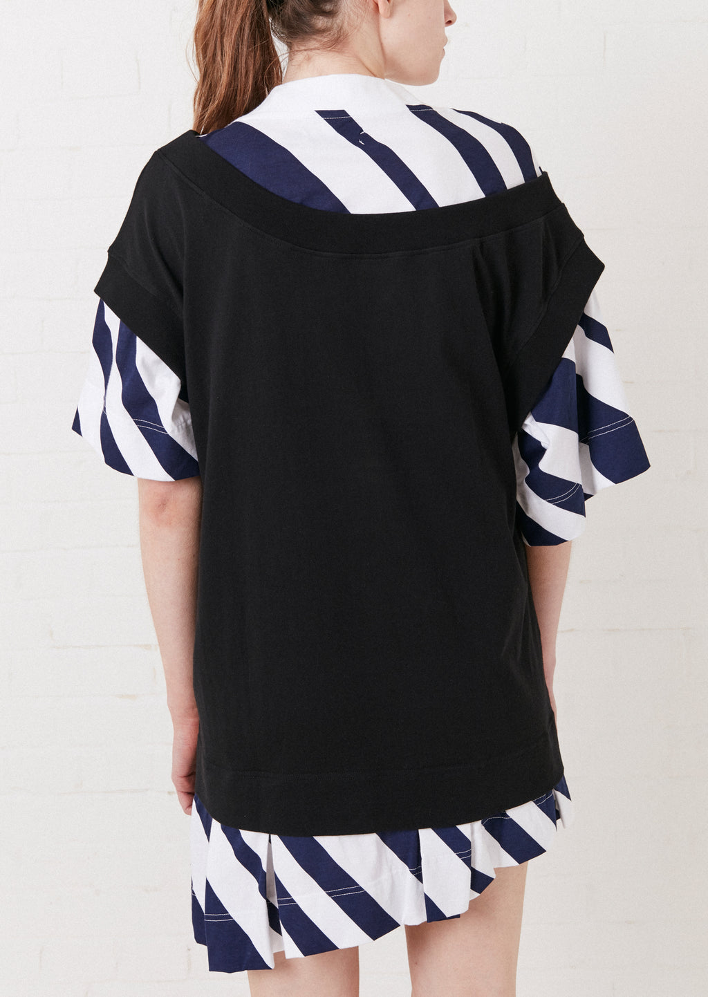 93 Layered Oversized T-Shirt Dress By House of Holland