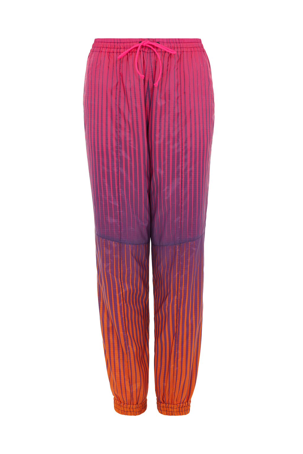 Andrew Brischler Print Track Pant (Pink & Orange) by House of Holland