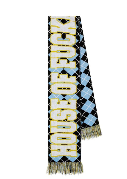 Blue Diamond 'House of F***ing Holland' Scarf