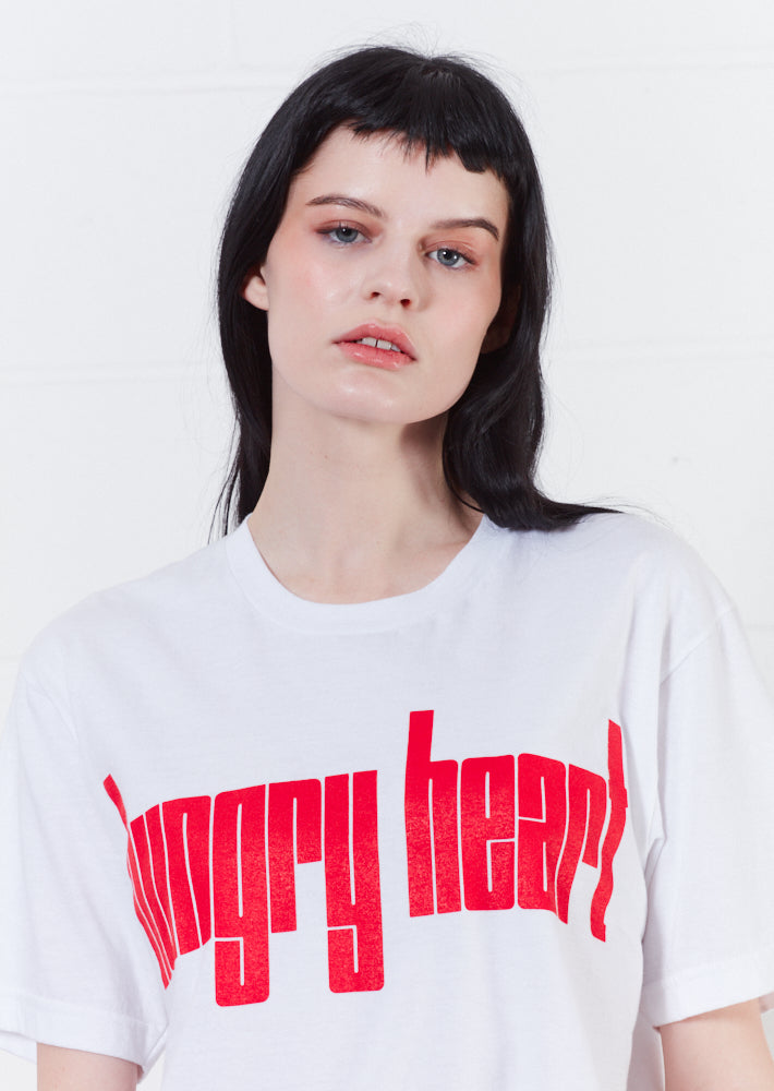 house of Holland x Andrew Brischler Hungry Hearts Tee
