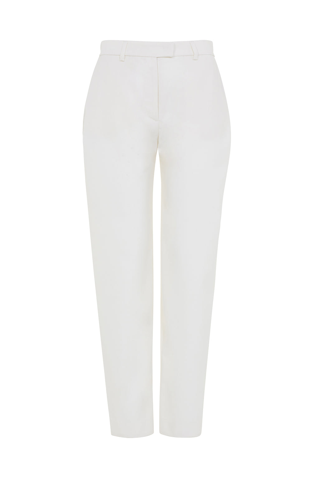 White Tailored Trouser