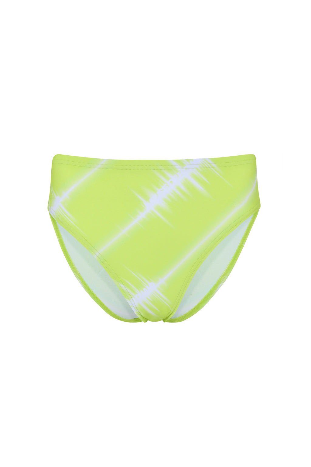HOH X Speedo Soundwave Swim Set (Lime)