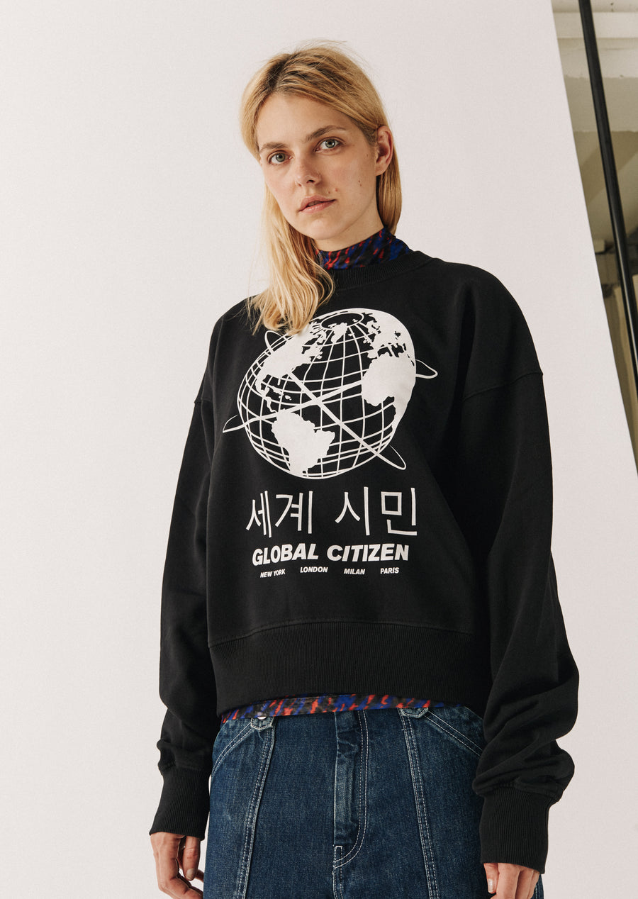 Global Citizen Sweatshirt